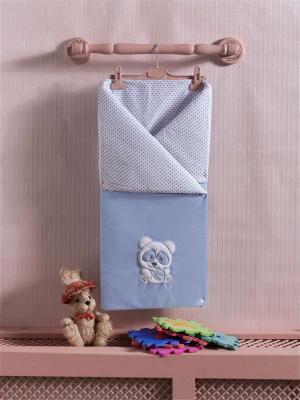 Конверт-трансформер KidBoo Panda (100% хлопок) конверт трансформер happy baby muffy