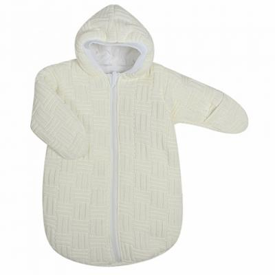 Спальный мешок KidBoo (вязанный/бежевый)