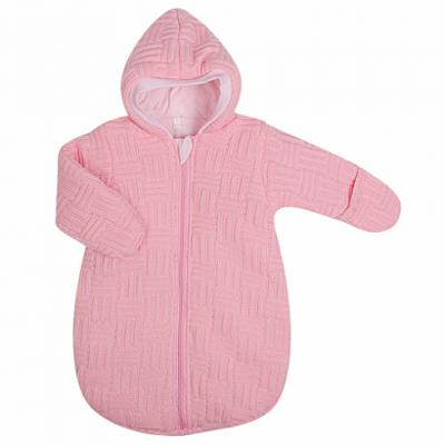 Спальный мешок KidBoo (вязанный/розовый)