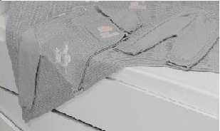 """Набор вязанный с аппликацией """",Мишка"""", U14-04 95*120 см на 86 см, пряжа 100% акрил"""