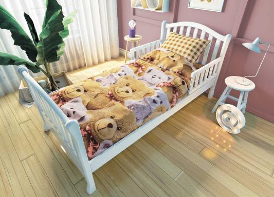 Комплект постельного белья для подростковой кровати Nuovita Мишки