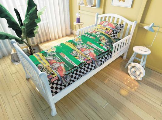 Комплект постельного белья для подростковой кровати Nuovita Формула 2