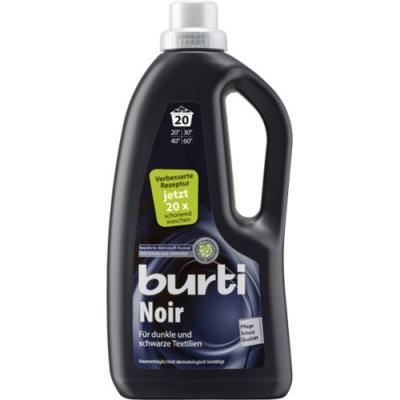 BURTI Noir жидкое средство для стирки для черного и темного белья 1.3 л