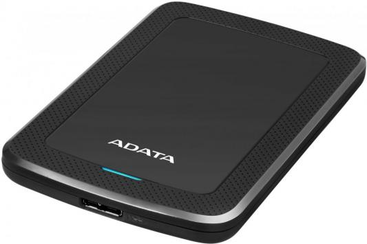 Жесткий диск A-Data USB 3.0 2Tb AHV300-2TU31-CBK HV300 2.5 черный жесткий диск a data usb 3 0 2tb ahd720 2tu31 cbk hd720 dashdrive durable 2 5 черный