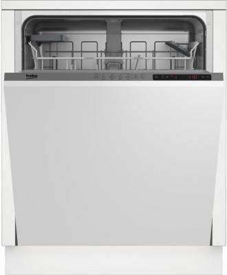 Посудомоечная машина Beko DIN24310 2100Вт полноразмерная посудомоечная машина beko dfn 05w13s