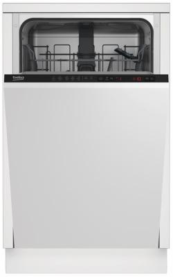 Посудомоечная машина Beko DIS25010 белый все цены