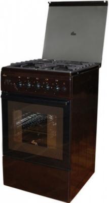 Газовая плита Flama BG 2422 B коричневый