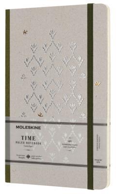 Ежедневник недатированный Moleskine Limited Edition TIME NOTEBOOKS Large 130x210 мм картон LCTM31K ежедневник недатированный moleskine limited edition time notebooks large 130x210 мм картон lctm31k