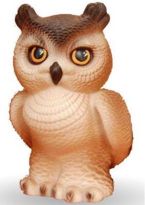 Интерактивная игрушка Огонек Сова от 12 месяцев интерактивная игрушка сова с домиком
