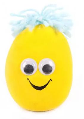 Купить Антистрессовая игрушка Лохматик Наша Игрушка Лохматик Непоседа, разноцветный, Интерактивные мягкие игрушки