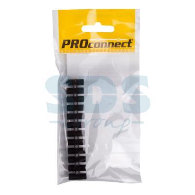 Колодка клеммная КВ-4 3А 4мм PP(полипропилен) черный PROCONNECT Индивидуальная упаковка1 шт аксессуар proconnect bnc 05 3076 4 7