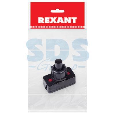 Кнопка антивандальная REXANT 36-3011-1 (для настольной лампы) 10 мм отсутствует