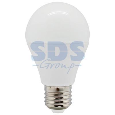 Лампа LED A60 E27, 10W 3000K 800Lm 220V PREMIUM Lamper e27 3w 48 led infrared sensor motion activated white lamp 220v