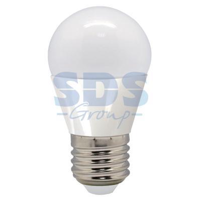 Лампа LED G45 E27, 5W 3000K 420Lm 220V PREMIUM Lamper fengyang pir infrared motion sensor e27 5w 3000k 180lm 5 led warm white bulb ac 85 265v