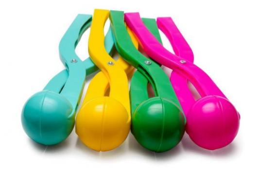 Купить Снежколеп Компания Игрушки Снежкодел/Снежколеп СН02, разноцветный, унисекс, Снежкобластеры