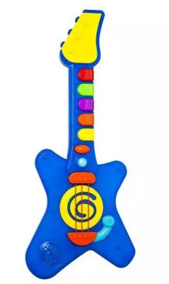 Интерактивная игрушка Жирафики Крутая гитара от 9 месяцев игрушка жирафики музыкальная игрушка гитара 939553