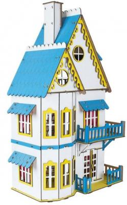 Купить Дом для кукол Большой слон Домик для кукол белый, для девочки, Домики и аксессуары