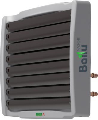 Тепловентилятор BALLU BHP-W2-100-S 310 Вт серый ballu bhp w2 30