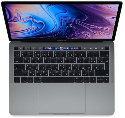 Ноутбук Apple MacBook Pro (MR9Q2RU/A) ноутбук apple macbook pro 15 mid2018 z0v0000t2