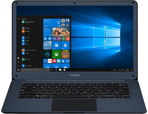 Ноутбук Prestigio SmartBook 141 C2 (PSB141C02ZFH_BB_CIS) все цены