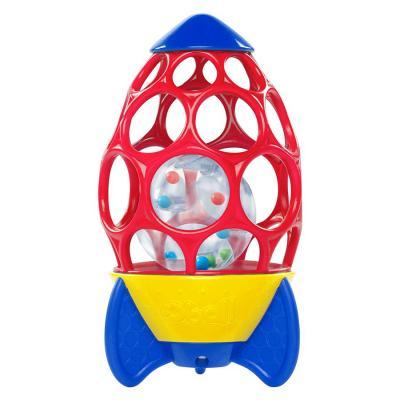 Игрушка-погремушка Oball Ракета игрушка oball red 10556 1