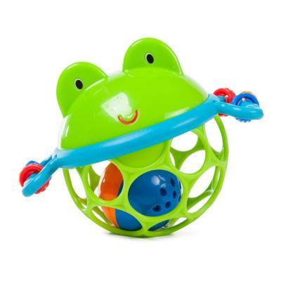 """Развивающая игрушка Oball """"Лягушонок"""" игрушка oball red 10556 1"""