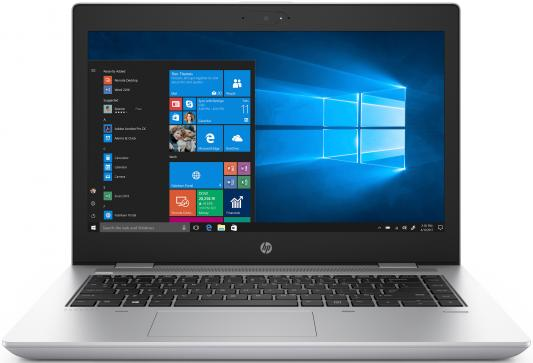 Ноутбук HP ProBook 640 G4 ноутбук hp probook 450 g4 y7z98ea