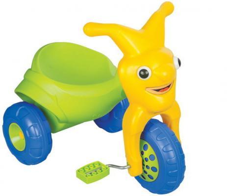 все цены на Велобалансир Pilsan Clown желто-зеленый 07-142 онлайн