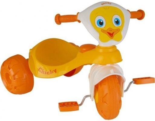 Велосипед Pilsan My Pet желтый 07-132 трехколесный велосипед pilsan my pet bike