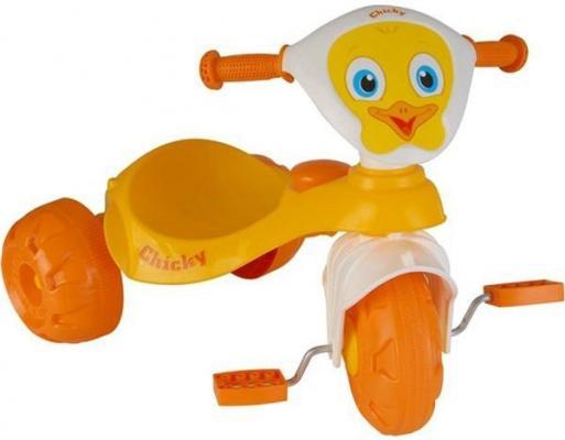 Велосипед Pilsan My Pet желтый 07-132 велосипед pilsan детский велосипед clown 6