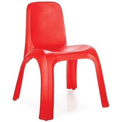 Купить Стул детский Pilsan King Chair (03-417) Красный, красный, пластик, Стульчики для кормления