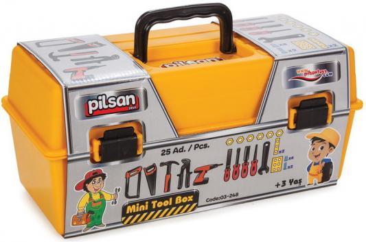 """Игровой набор Pilsan """"Инструменты Mini Tool"""" в ассортименте pilsan pilsan каталка квадроцикл cengaver atv в ассортименте"""