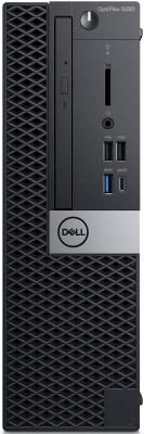 ПК Dell Optiplex 5060 SFF i5 8500 (3)/8Gb/1Tb 7.2k/UHDG 630/DVDRW/Windows 10 Professional/GbitEth/200W/клавиатура/мышь/черный replacement original projector lamp with housing 330 6183 725 10196 for dell 1410x projectors 200w