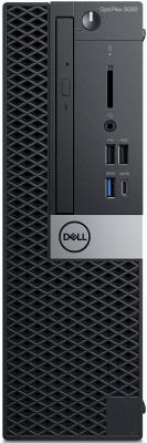 ПК Dell Optiplex 5060 SFF i5 8500 (3)/8Gb/1Tb 7.2k/UHDG 630/DVDRW/Windows 10 Professional/GbitEth/200W/клавиатура/мышь/черный пк dell optiplex 7060 mt i5 8500 3 8gb 1tb 7 2k rx 550 4gb dvdrw windows 10 professional single language gbiteth 200w клавиатура мышь черный серебристый