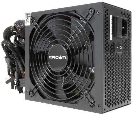 БП ATX 750 Вт Crown CM-PS750W PRO цены