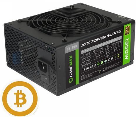 БП ATX 1350 Вт GameMax GM1350 бп atx 500 вт deepcool da500 m