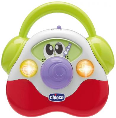 Интерактивная игрушка Chicco Детское Радио 6м+ от 3 лет интерактивная игрушка play smart 3221 скорая от 3 лет бело красный 6721