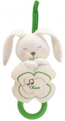 Интерактивная игрушка Chicco Зайчонок с рождения интерактивная игрушка chicco музыкальная лейка от 6 месяцев разноцветный 07700