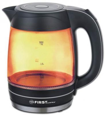 5405-3-OR Чайник FIRST Мощность: 2200 Вт.Емкость: 1.8 л.Корпус из цветного, экологического, стекла dysprosium metal 99 9% 5 grams 0 176 oz