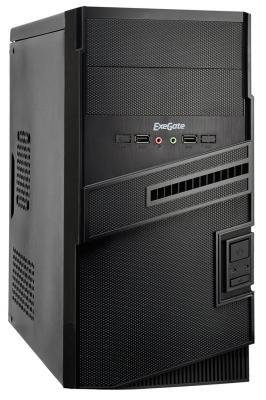 Корпус microATX Exegate BA-112U 450 Вт чёрный
