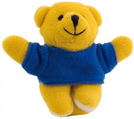 Купить Мягкая игрушка животные Canpol Мишка, разноцветный, Интерактивные мягкие игрушки