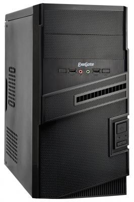 Корпус microATX Exegate BA-112U 350 Вт чёрный (EX271460RUS)