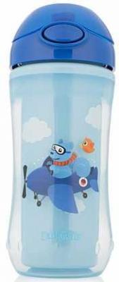 Контейнер Dr.Brown's Чашка-термос 300 мл 1 шт синий от 1 года УТ-0000153 grimm s грузовик мини синий с 1 года