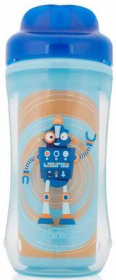 Контейнер Dr.Brown's Робот 1 шт синий от 1 года УТ-0000871 grimm s грузовик мини синий с 1 года