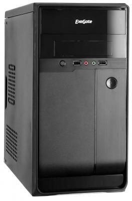 Корпус microATX Exegate BA-109 350 Вт чёрный (EX261445RUS)