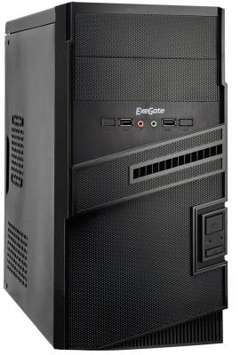 Корпус microATX Exegate BA-112 350 Вт чёрный (EX268707RUS )