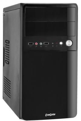 Корпус microATX Exegate BA-110 450 Вт чёрный (EX261443RUS) цена