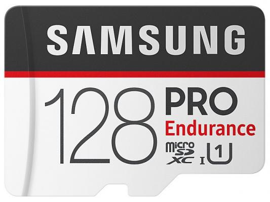 Карта памяти MicroSDXC 128GB Samsung Pro Endurance Class 10 MB-MJ128GA/RU цены онлайн