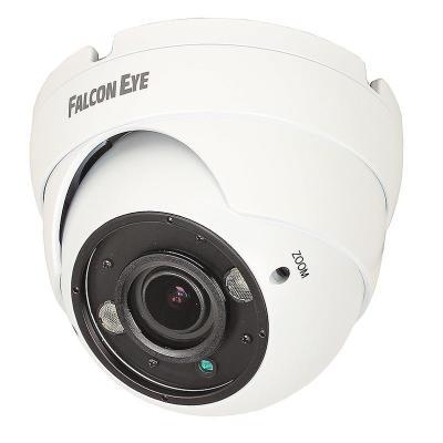 Фото - Falcon Eye FE-IDV4.0AHD/35M Уличная купольная AHD видеокамера 4 Mp 1/3 OV4689 CMOS , 2688x1520 пикс, чувствительность 0.003Lux F1.2, объектив f=2,8-12 mm, дальность ИК 40м .Температурный режим:-40/+ объектив