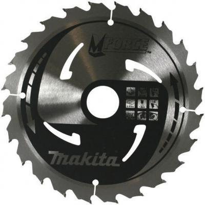 Фото - Makita B-31348 Диск Пильный { M-Force,ф210х30х2.3мм,24зуб д\\дер} диск пильный твердосплавный makita b 31348
